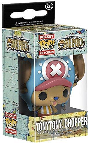 """Funko 13924 One Piece 13924 """"Tony Chopper"""" Pocket Pop Keychain Figure"""