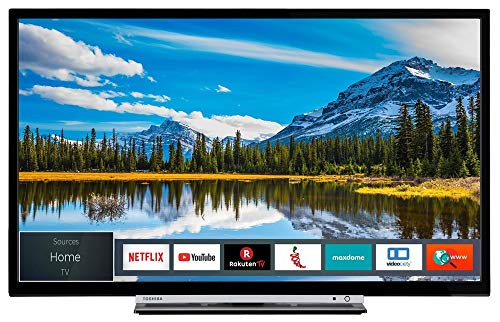 Toshiba 32L3863DA L38 Series LED-TV - Smart TV - 1080p (Full HD)