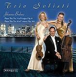 Brahms:Klaviertrios 1+3 - Trio Solisti