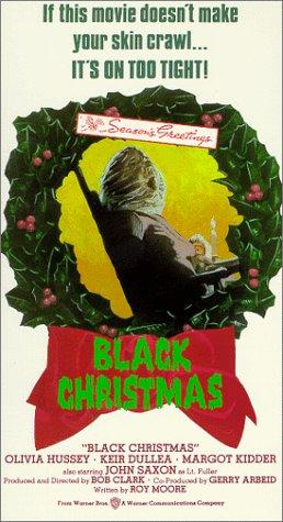 Black Xmas [VHS]