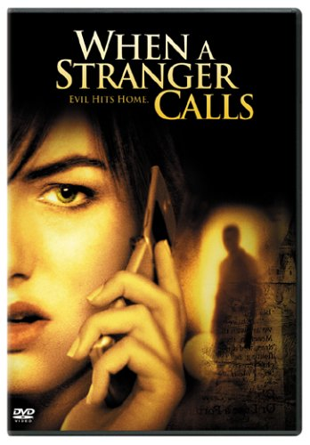 When a Stranger Calls -  DVD, Rated PG-13, Simon West