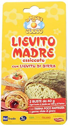 Lieviti per la macchina del pane