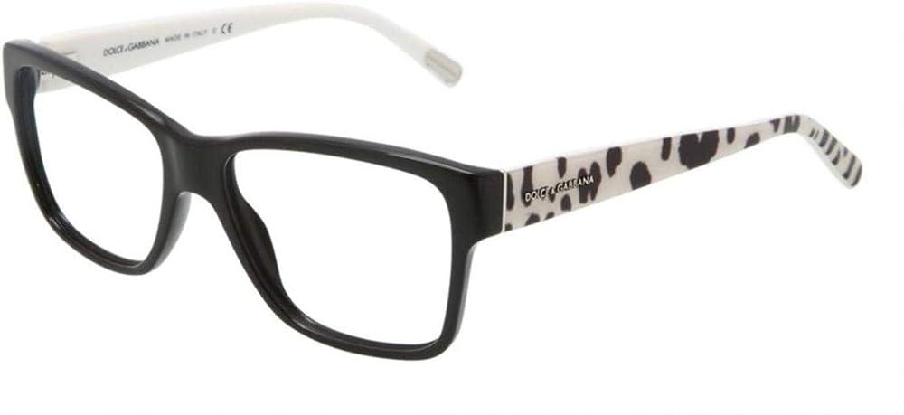Dolce & gabbana montatura per occhiali da vista per donna DG3126 501