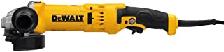 DEWALT Angle Grinder Tool, 4-1/2 to 5-Inch, Trigger Switch(DWE43115)