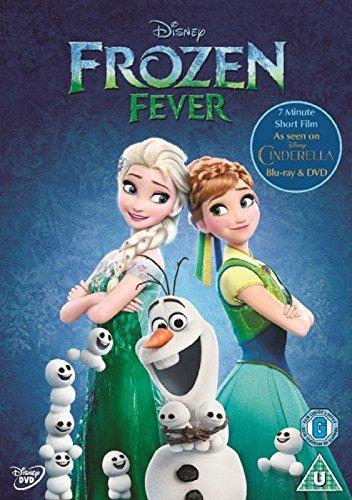 Frozen Fever [DVD]