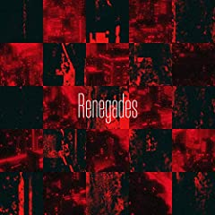 ONE OK ROCK「Renegades」の歌詞を収録したCDジャケット画像