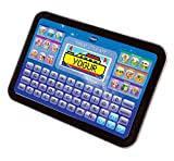 VTech - Pantalla en Color Juguete Educativa, Tableta Little App, Negro/Azul (3480-155222)