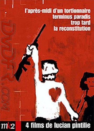 Lucian Pintilie - Coffret - L'après midi d'un tortionnaire + Terminus paradis + Trop tard + La reconstitution [Francia] [DVD]