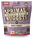 Primal Pet Foods Freeze-Dried Feline Turkey Formula, 14...