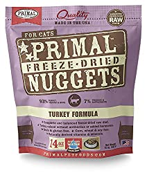 Primal Freeze-dried nuggets for kittens