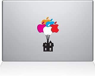 The Decal Guru 1062-MAC-11A-DB Up House MacBook Decal Vinyl Sticker - 12