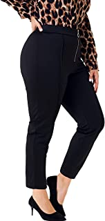 MAI&FUN Women Legging High Elastic Tights Sports Black Long Pants for Running Yoga Fitness 2021