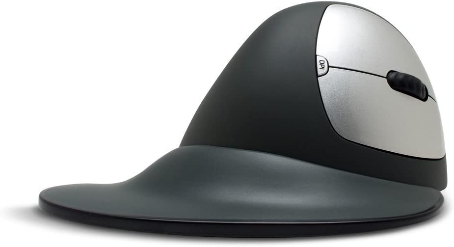 Goldtouch KOV-GSV-RMW Semi-Vertical Mouse Wireless (Right-Handed) Medium with Dongle