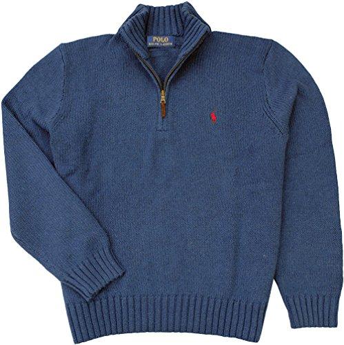 Polo Ralph Lauren para hombre de punto acanalado recorte Pullover Sweater