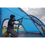 Vango Venture Tunnel Tent, River Blue, 250