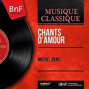 Chants d'amour (Mono Version)