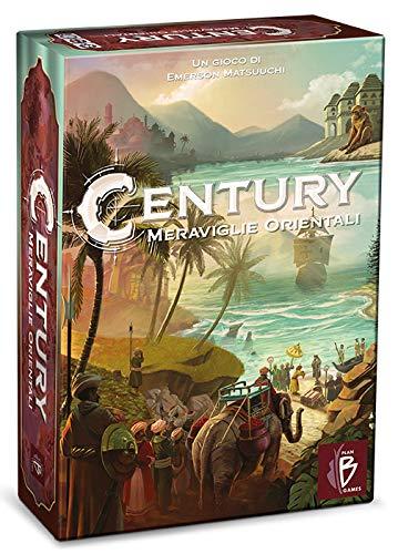 Asmodee Century Meraviglie Orientali gioco da tavolo edizione italiana, Colore, PBG40030IT