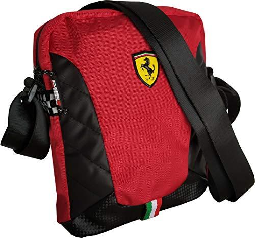 Ferrari Scudería Crossover, Color Rojo