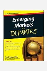 [(Emerging Markets For Dummies )] [Author: Ann C. Logue] [Apr-2011] Paperback
