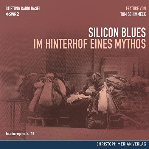 Silicon Blues audiobook cover art