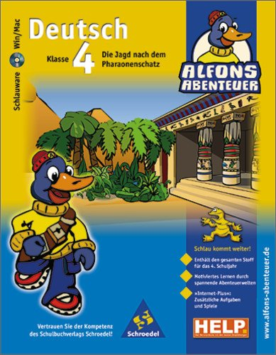 Alfons Abenteuer - Deutsch 4 [import allemand]