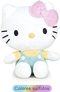 Hello Kitty pleuche 15cm 4 mod (Famosa 760016573) , color/modelo surtido