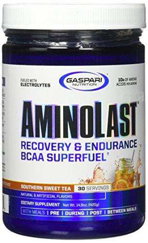 Gaspari Nutrition Amino Ultima Southern Supplemento Polvere, Tè Dolce - 420 g