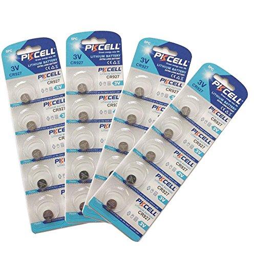 DL927 BR927 ECR927 5011LC 927 CR927 3 V Lithium Knopfzellen Batterie Taster 20 Stück