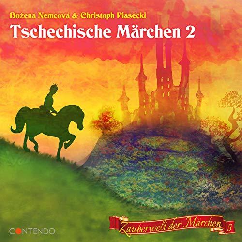 Tschechische Märchen 2 Titelbild