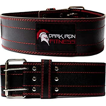 Dark Iron Fitness Weight Lifting Belts