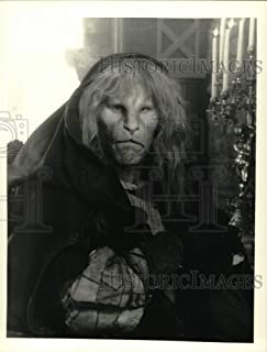 Historic Images - 1990 Press Photo Ron Perlman in Beauty and The Beast