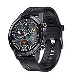 ZHICHUAN Smartwatch Für Männer, Fitness-Tracker Mit Herzfrequenz-Monitor, 1,3-Zoll-Touchscreen-Aktivität Tracker, Ip68 Wasserdichtes Fitness-Armband, Android-Smart Watch Für Frauen,