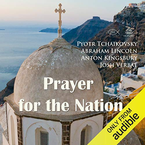 Prayer for the Nation audiobook cover art
