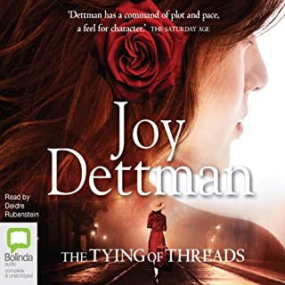 The Tying of Threads audiobook cover art