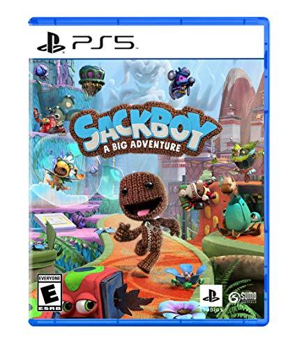 511BR3ndyZL - Sackboy: A Big Adventure – PlayStation 5