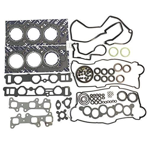 3VZFE 3VZ 3VZ-FE Engine Overhaul Full Set 04111-62050 Complete Gasket Set for Lexus ES 300 WINDOM Toyota Camry 24V V6 3VZFE 3VZ