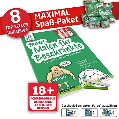 Bremen Toaster ist jetzt das MAXIMAL SPAß Paket für Werder-Fans by Ligakakao.de