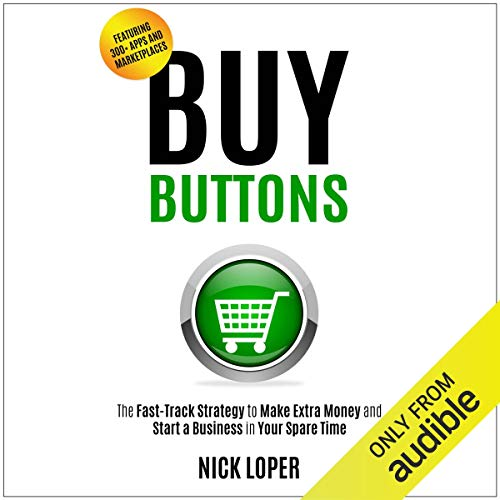 Buy Buttons audiobook cover art