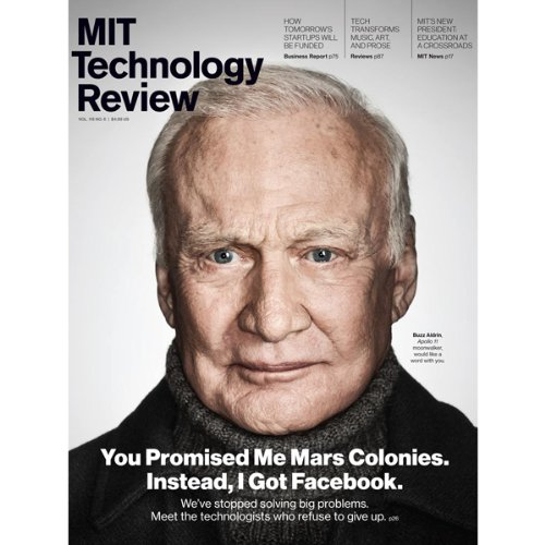 Audible Technology Review, November 2012 audiobook cover art
