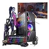 """Pc Gamer Completo i5 9º GTX 1660 Hd 1TB SSD 480GB Mon. 24"""""""