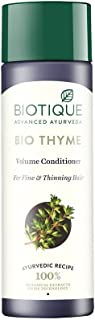 Biotique Bio Thyme Volume Conditioner, 200ml