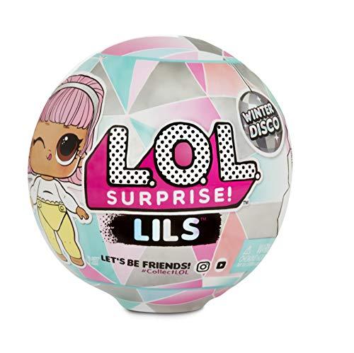 L.O.L. Surprise! Lils Winter Disco Series with 5 Surprises
