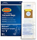 EnviroCare Replacement Micro Filtration Vacuum Cleaner Dust Bags Made to fit Hoover Windtunnel Upright Type Y...