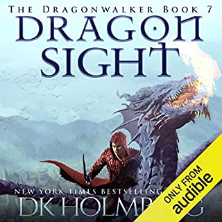 Dragon Sight                   Written by:                                                                                                                                 D.K. Holmberg                               Narrated by:                                                                                                                                 Christian Rummel                      Length: 7 hrs and 52 mins     Not rated yet     Overall 0.0