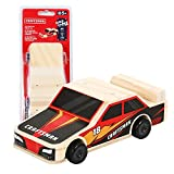 Craftsman Woodworking Race Car Project Kit...