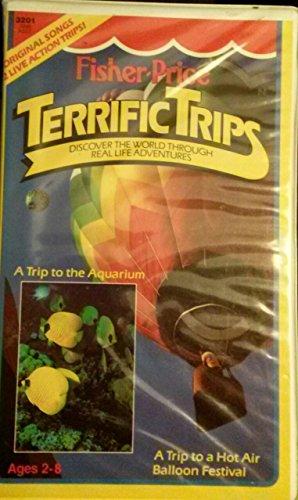 Terrific Trips: Aquarium/Hot Air Balloon