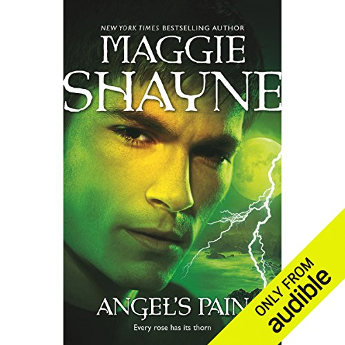Angel's Pain audiobook cover art