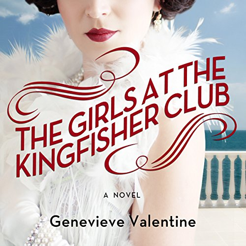 The Girls at the Kingfisher Club audiobook cover art