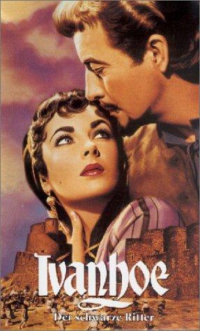 Ivanhoe, der schwarze Ritter [VHS]
