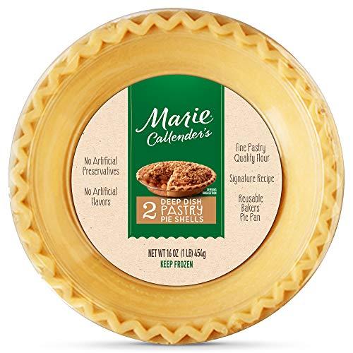 Marie Callender's Frozen Pastry Pie Crusts, 16 Ounce (Frozen)